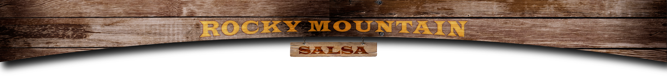 Rocky Mountain Salsa website header